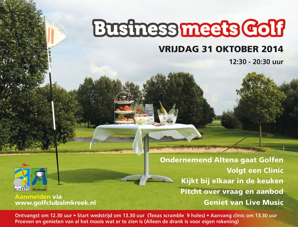 Uitnodiging Business Meets Golf.indd